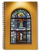 Our Lady Of The Orient Spiral Notebook