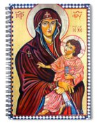 Our Lady Of The Snows  Spiral Notebook