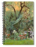 Our Little Garden Spiral Notebook