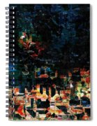 Our Little Town Spiral Notebook