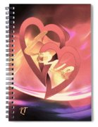 Our Love  Spiral Notebook