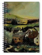 Our Opont Belgium Spiral Notebook