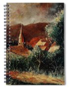Our Village Opont Spiral Notebook