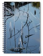 Out From The Water Spiral Notebook