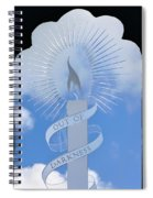 Out Of Darkness Spiral Notebook