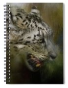 Out Of The Brush Spiral Notebook