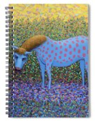 Out Of The Pasture Spiral Notebook