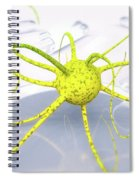 Out Of The Petri Dish... Spiral Notebook