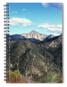 Out Of The Shadows - Angeles Crest Highway Spiral Notebook