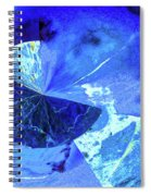 Out Of This World Abstract Spiral Notebook