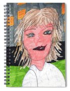 Out On The Town  Spiral Notebook