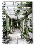 Out To The Garden Spiral Notebook