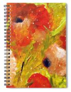 Out With The Sun Spiral Notebook