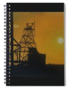 Outback Mines Spiral Notebook