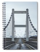 Outbound Spiral Notebook