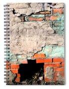 Outdoor Fireplace Spiral Notebook