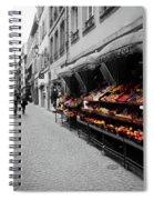 Outdoor Market Spiral Notebook