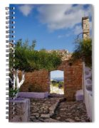 Outdoor View Spiral Notebook