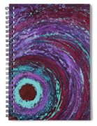 Outer Bands Spiral Notebook