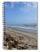 Outer Banks Morning Spiral Notebook