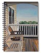 Outer Banks Morning Sun Spiral Notebook