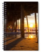 Outer Banks Sunrise Spiral Notebook