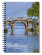 Outer Banks Whalehead Club Bridge  Spiral Notebook