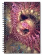 Outlandish With Feeling Spiral Notebook
