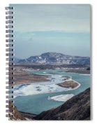 Outlands Spiral Notebook