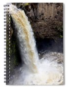 Outlet Falls Spiral Notebook