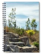 Outlook Hill, Governors Island Spiral Notebook