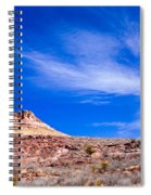 Outside Lyons Colorado Spiral Notebook