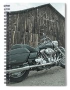 Outside The Barn Bts Spiral Notebook
