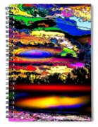 Outside The Box Spiral Notebook