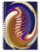 Over Easy Spiral Notebook