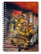 Over Head Heat Spiral Notebook