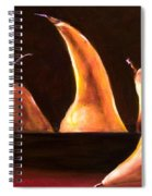 Overboard Spiral Notebook