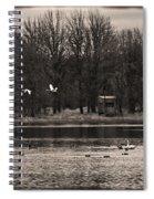 Overflight Spiral Notebook