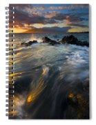 Overflow Spiral Notebook