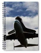 Overhead Discovery Spiral Notebook