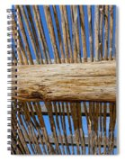 Overhead Shelter Spiral Notebook