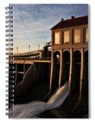Overholser Dam Spiral Notebook