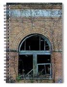Overholt Distillery Spiral Notebook