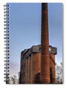 Overholt Stack Spiral Notebook