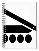 Overkill Spiral Notebook
