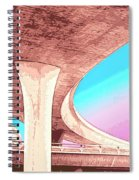 Overpass Two Spiral Notebook