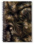 Overrun Spiral Notebook