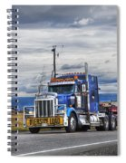 Oversize Load Spiral Notebook
