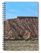 Overton Nevada Valley Of Fire  Spiral Notebook
