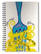 Overweight Spiral Notebook
